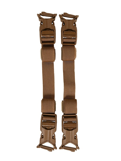 "Mystery Ranch Quick Attach Accessory Strap 24"" - Coyote"