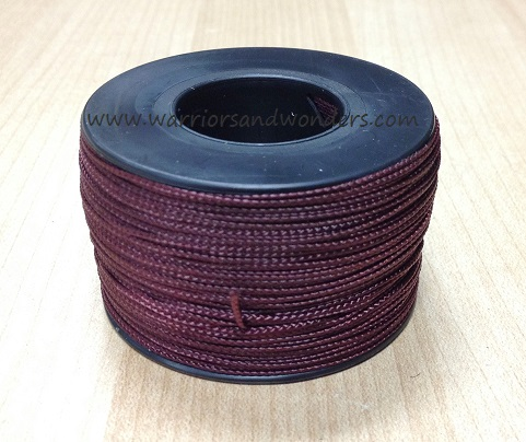 Nano Cord, 300Ft. Spool - Maroon