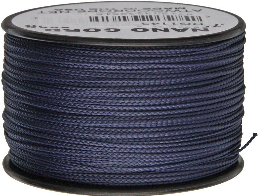 Nano Cord, 300 Ft. Spool - Navy