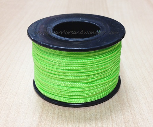 Nano Cord, 300Ft. Spool - Neon Green