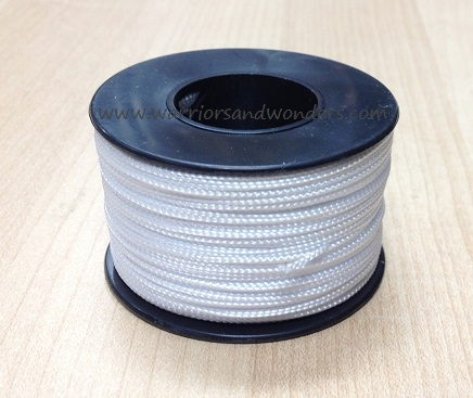 Nano Cord, 300Ft. Spool - White