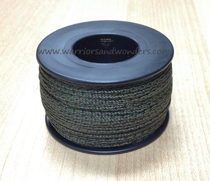 Nano Cord, 300Ft. Spool - Woodland