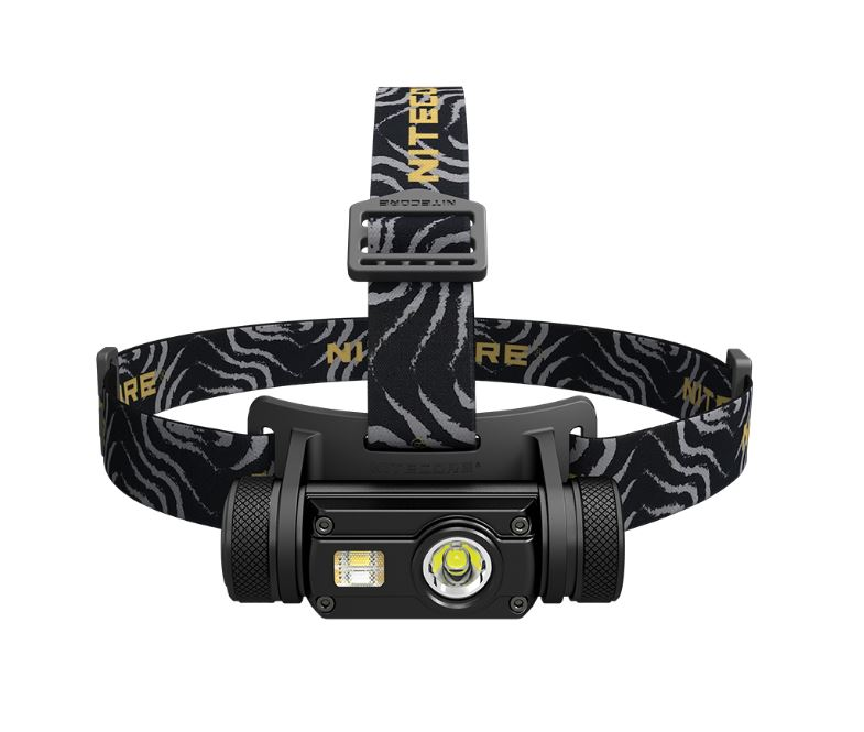Nitecore HC65 Triple Output Rechargeable Headlamp -1000 Lumens