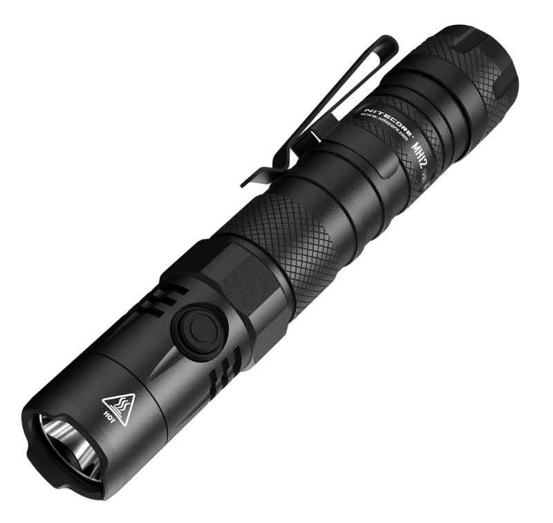 Nitecore MH12 V2 Rechargable Flashlight - 1200 Lumens