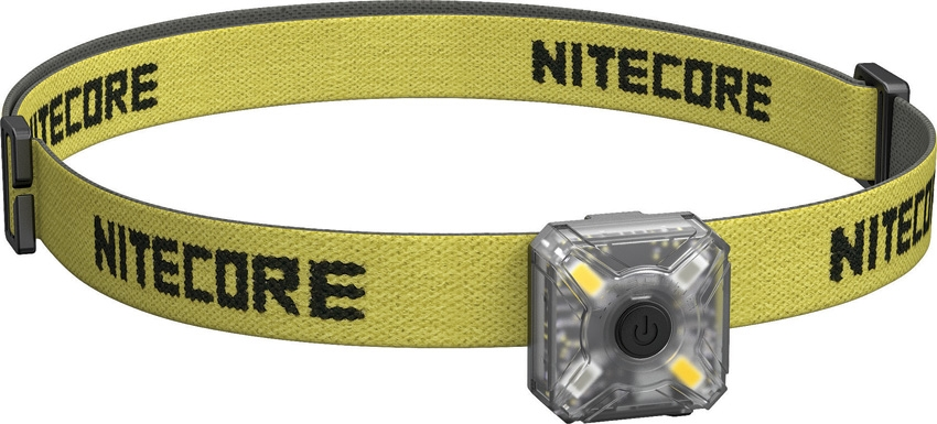 Nitecore NU05 USB Rechargeable Headlamp Mate- 35 Lumens