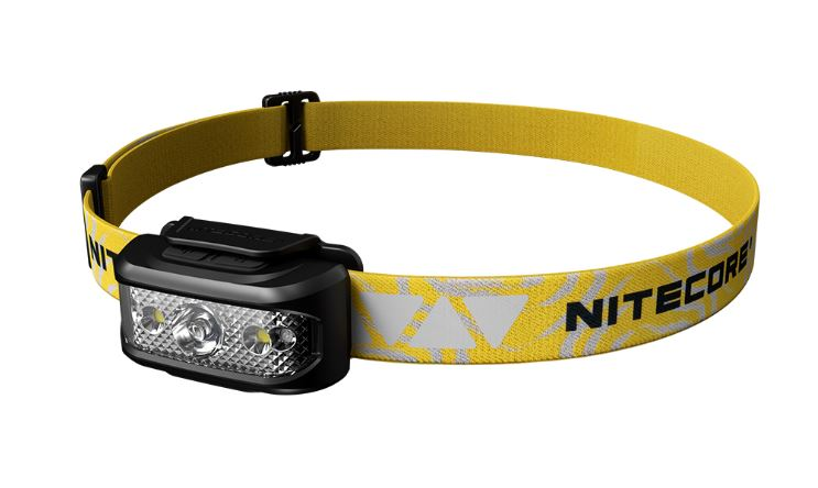 Nitecore NU17 Ultra Light Headlamp w/ Red Light - 130 Lumens