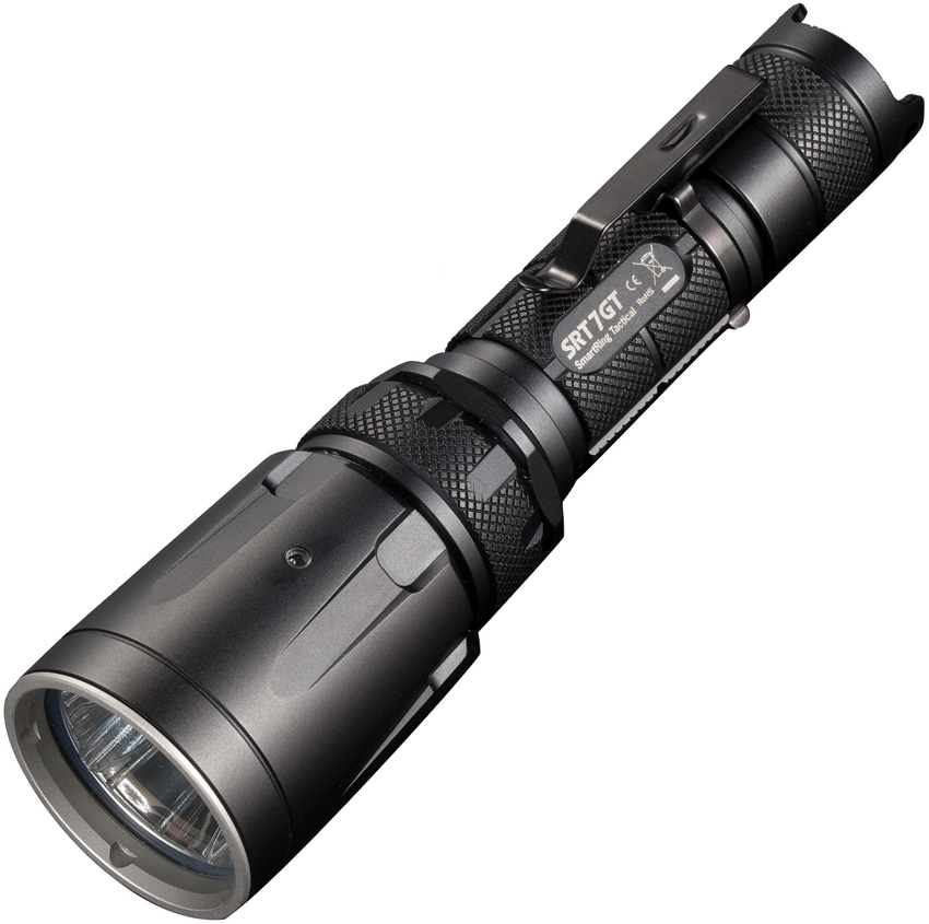 Nitecore SRT7GT Tactical Flashlight w/ RGBU Colours -1000 Lumens