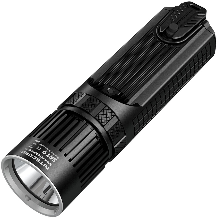 Nitecore SRT9 Multi-LED Tactical Flashlight - 2150 Lumens