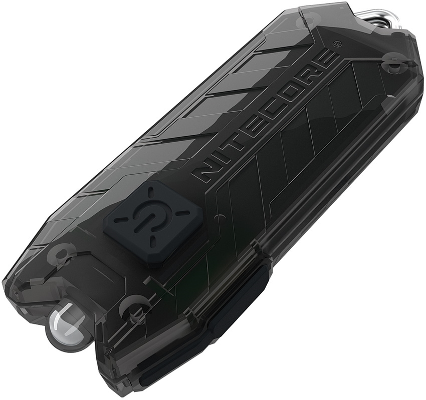 Nitecore Rechargeable Tube Keylight - Black