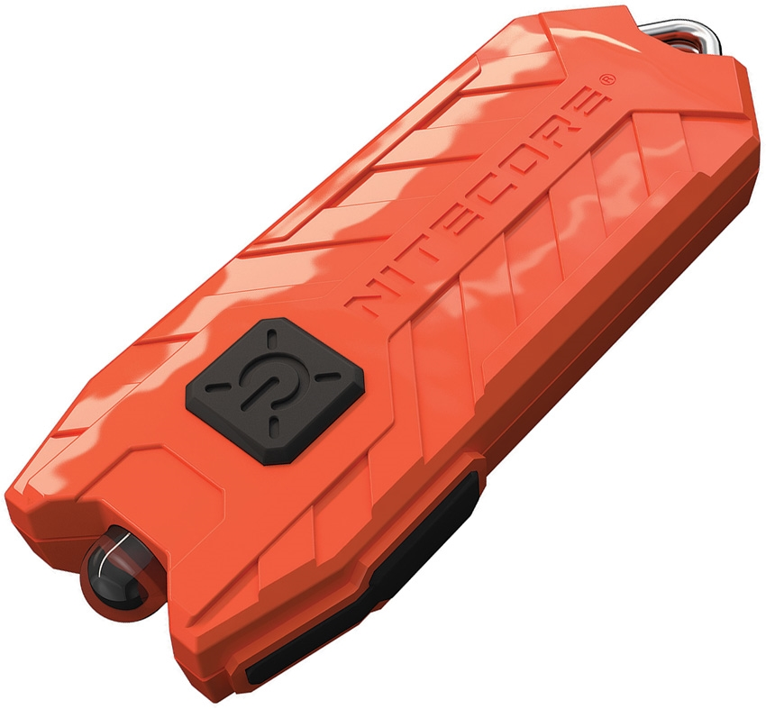 Nitecore Rechargeable Tube Keylight - Jacinth [Neon Orange]