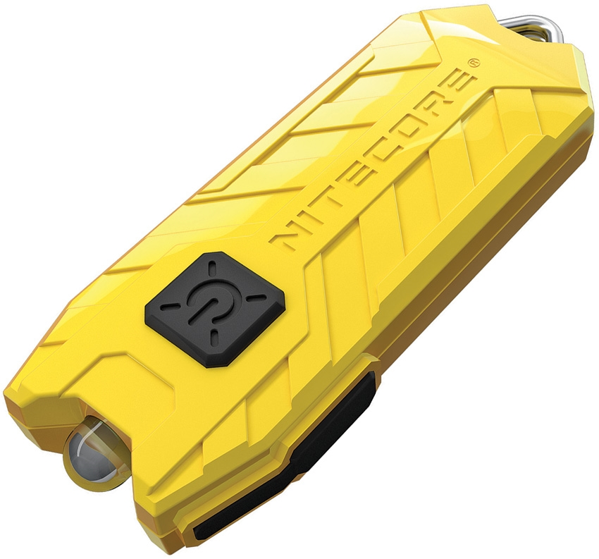 Nitecore Rechargeable Tube Keylight - Lemon [Solid Yellow]