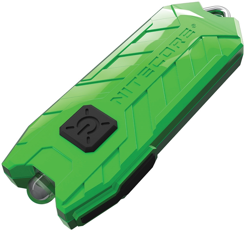 Nitecore Rechargeable Tube Keylight - Lime [Solid Green]