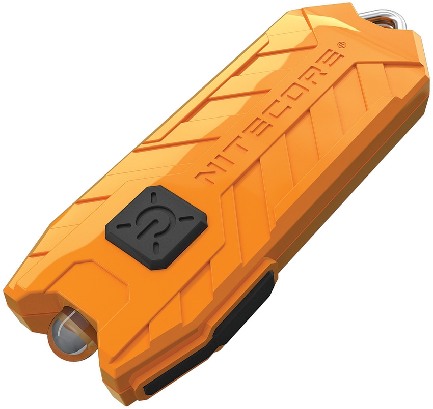 Nitecore Rechargeable Tube V2.0 Keylight - Orange - 55 Lumens