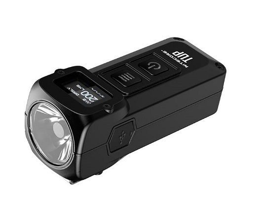 Nitecore TUP Rechargeable Pocket Light - 1000 Lumens