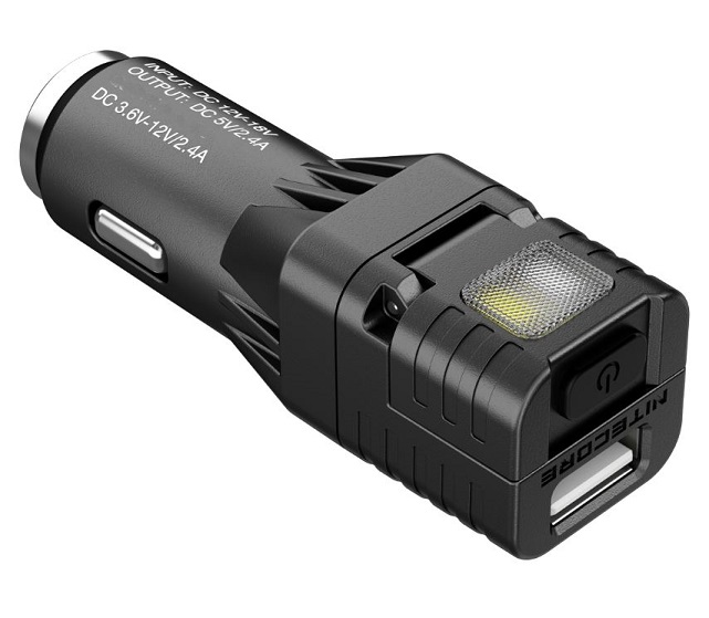 Nitecore VCL10 Multifuntional Vehicle Gadget