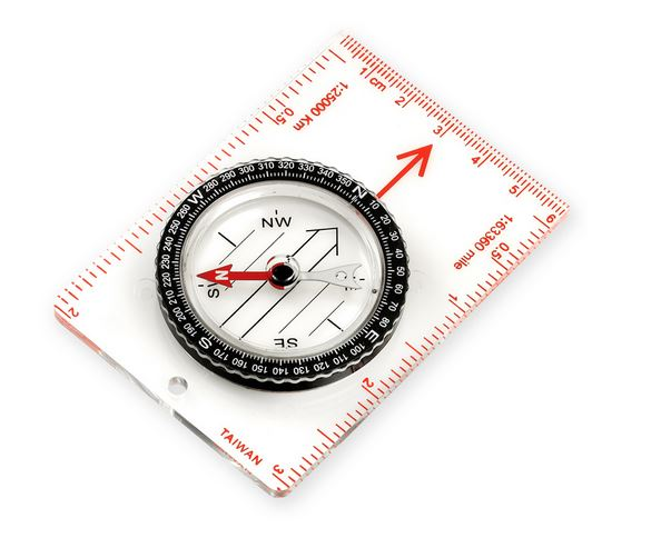 NDUR Map Compass 51510 - Small