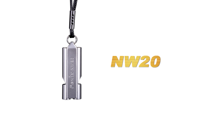 Fenix NW20 Safety Whistle - 120 Dcb.