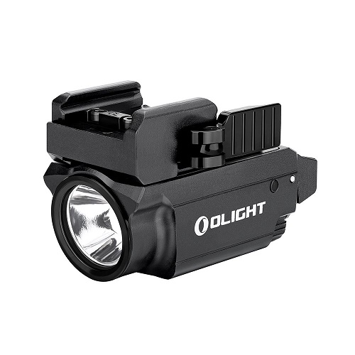 Olight BALDR Mini Rechargeable Tactical Light Laser Combo- 600 Lumens