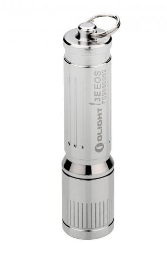 Olight I3E EOS LED Keylight Silver - 120 Lumens