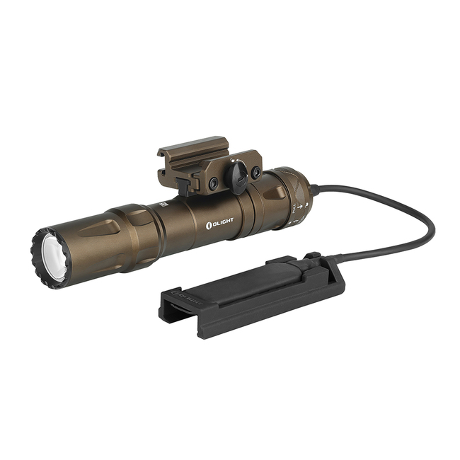 Olight Odin Tactical Weaponlight Desert Tan - 2000 Lumens