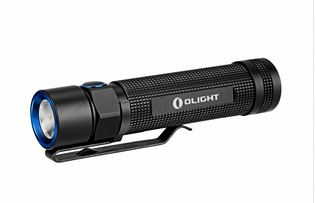 Olight S2R Baton Rechargeable Flashlight - 1020 Lumens