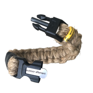 Outdoor Element Woolly Mammoth Bracelet - Large