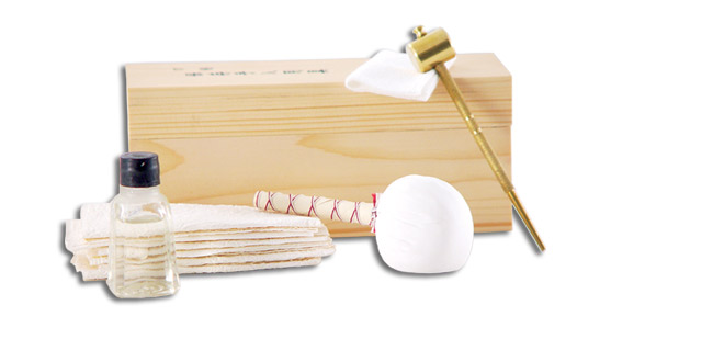 Hanwei Japanese Sword Maintenance Kit OH1003
