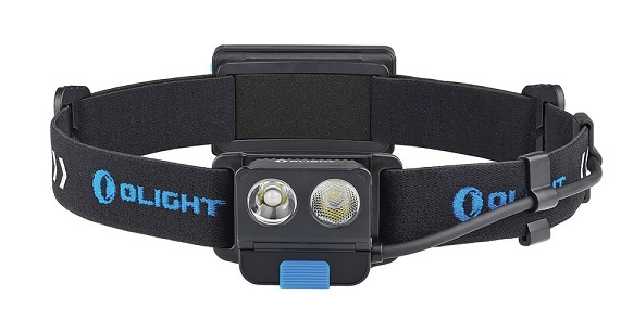 Olight H16 Wave Rechargeable Headlamp - 500 Lumens