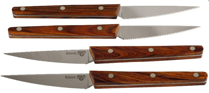 OKC 6416 Robeson Viking Steak Knives Set of 4 (Online Only)