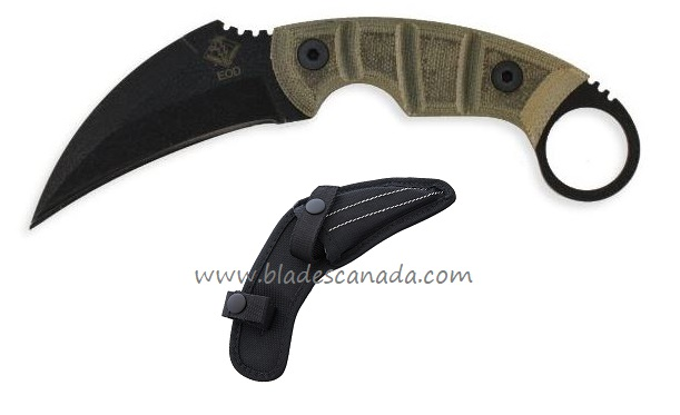 OKC Ranger Karambit EOD 8672 - Soft Nylon Sheath
