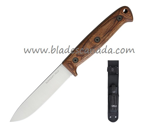 OKC 8696 Bushcraft Field Knife w/ Nylon Sheath