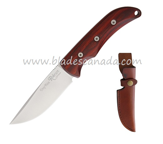 OKC 8700 Robeson Heirloom Drop Point Hunter, Leather Sheath