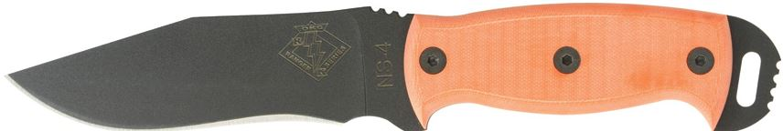 OKC 9430OG Ranger Night Stalker 4 Orange G-10 (Online Only)