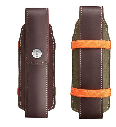 Opinel Outdoor Belt Sheath - Brown for Opinel No.9-10