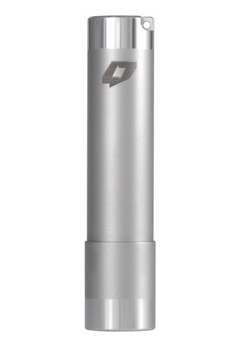 Foursevens Atom AAA Stainless Steel - 25 Lumens