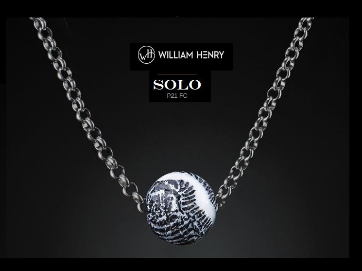 William Henry P21FC Solo Necklace
