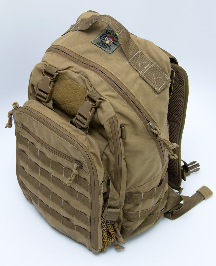 Mil-Spec Monkey Boss Beaver Pack - Coyote