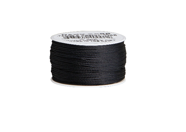 Nano Cord, 300Ft. Spool - Black