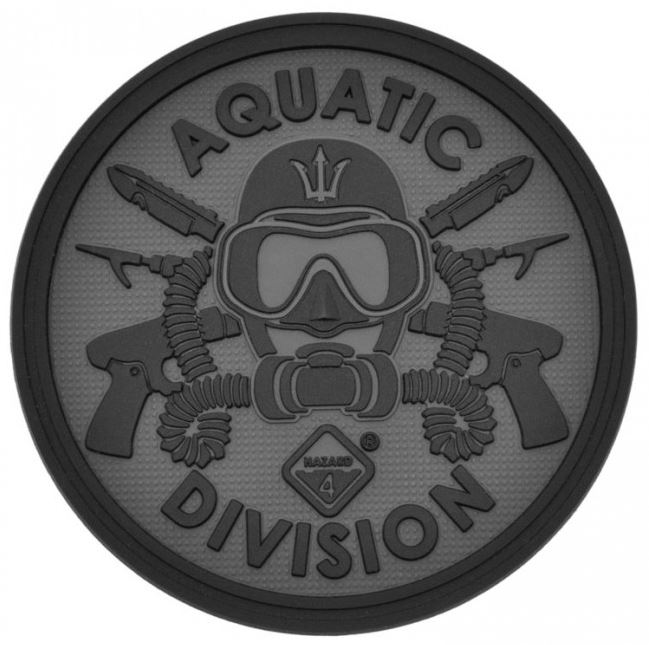 Hazard 4 Patch Aquatic Divison