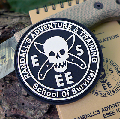 ESEE 'Randall's Adventure' Survival Patch PVC Morale Patch
