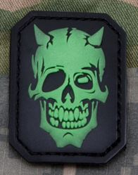 Mil-Spec Monkey Patch - MM Devil Skull