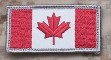 Mil-Spec Monkey Patch - Canadian Flag