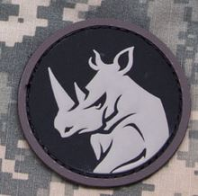 Mil-Spec Monkey Patch - Rhino Head