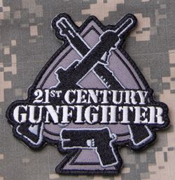 Mil-Spec Monkey Patch - 21st Century Gunfighter