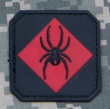 Mil-Spec Monkey Patch - Red Back One