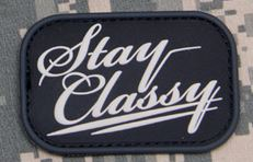 Mil-Spec Monkey Patch - Stay Classy