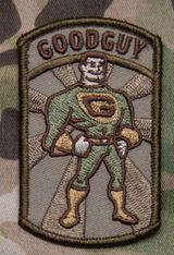Mil-Spec Monkey Patch - Goodguy
