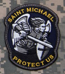 Mil-Spec Monkey Patch - Saint Michael Modern