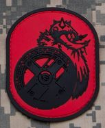 Mil-Spec Monkey Patch - Berserker PVC
