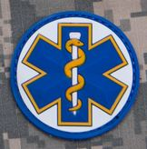 Mil-Spec Monkey Patch - EMT Star PVC